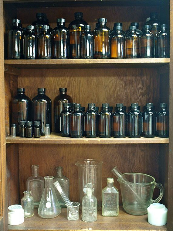 Quit Your Day Job: Little Batch Jen Sulligan's essential oils are stored in an apothecary cabinet made by her husband's great-grandfather. Your Day Job: Little Batch Jen Sulligan's essential oils are stored in an apothecary cabinet made by her husband's great-grandfather.Jen Sulligan's essential oils are stored in an apothecary cabinet made by her husband's great-grandfather.