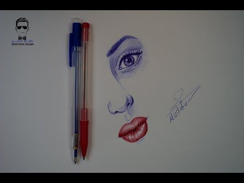 How To Draw By Mustafa Saadi Instagram Photo Drawings Photo And Video