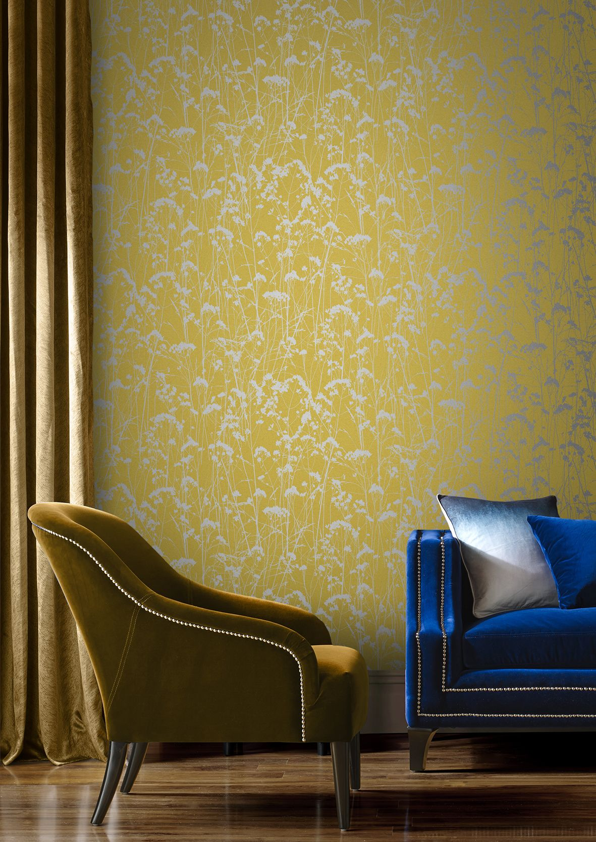 Grace Summer Wallpaper Summer Wallpaper Yellow Wallp