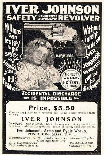 iver ad 1901 Alte Werbung, Gebrauchsgrafik, Alte Werbungen, Schminkkunst, Schöne Grafik, Revolver, Schrotflinten, Waffen