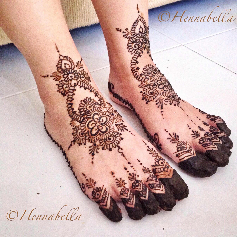 Jewelry Design Inspired Bridal Henna