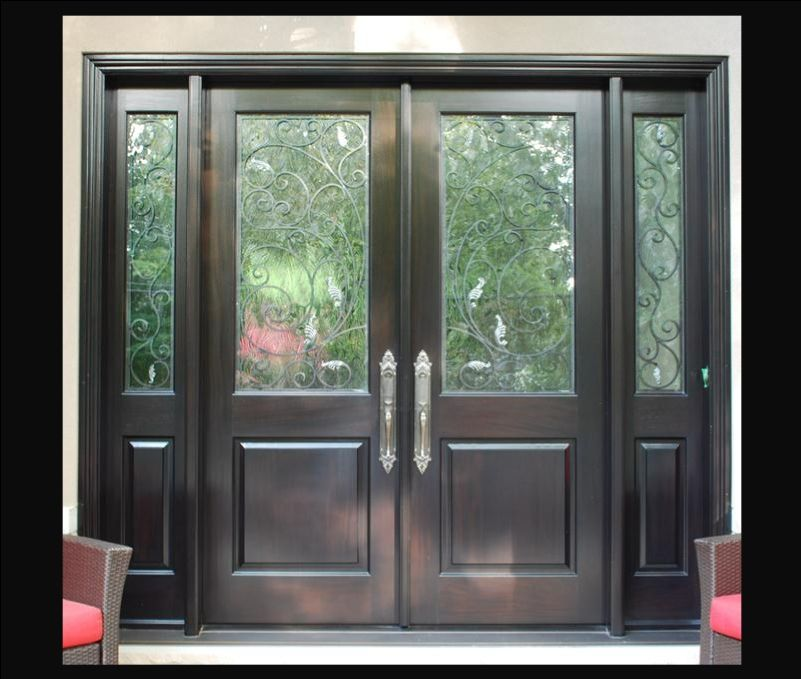 Amberwood Doors Inc: Double Entry Doors