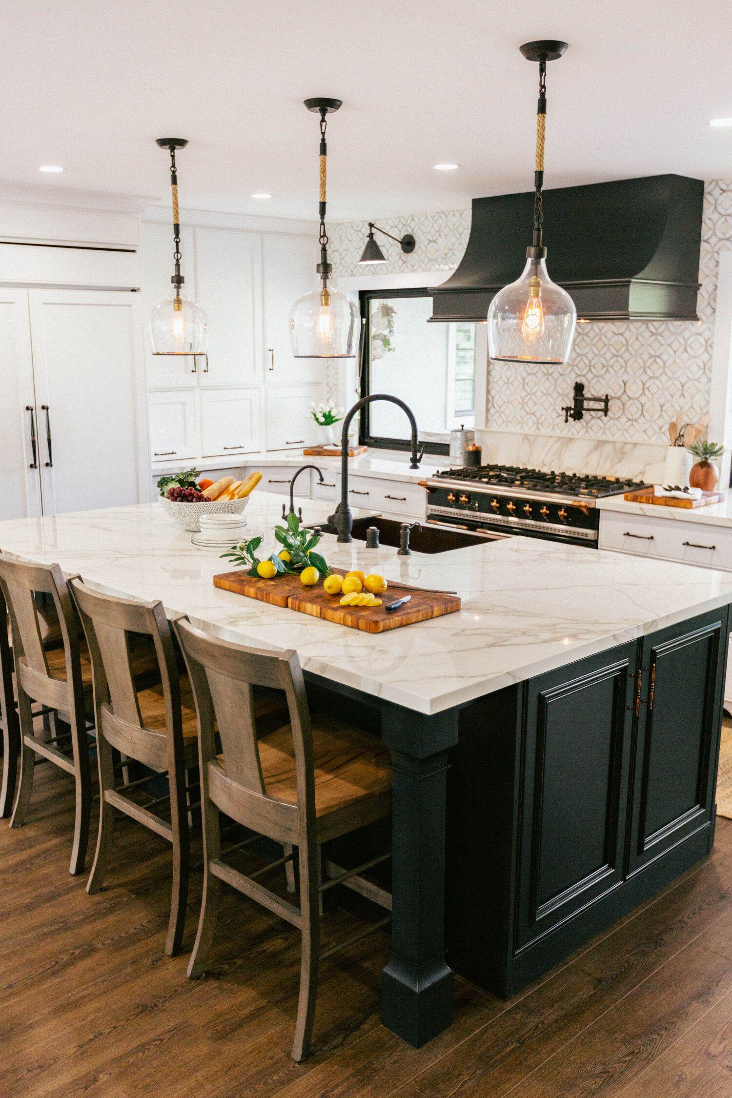 Photo of Farmhouse Luxe — Blythe Interiors