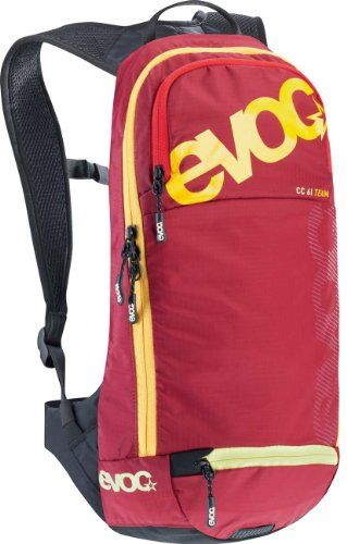 Evoc CC Rucksack 6L Team red -- Check out the image by visiting the link.(This is an Amazon affiliate link and I receive a commission for the sales)