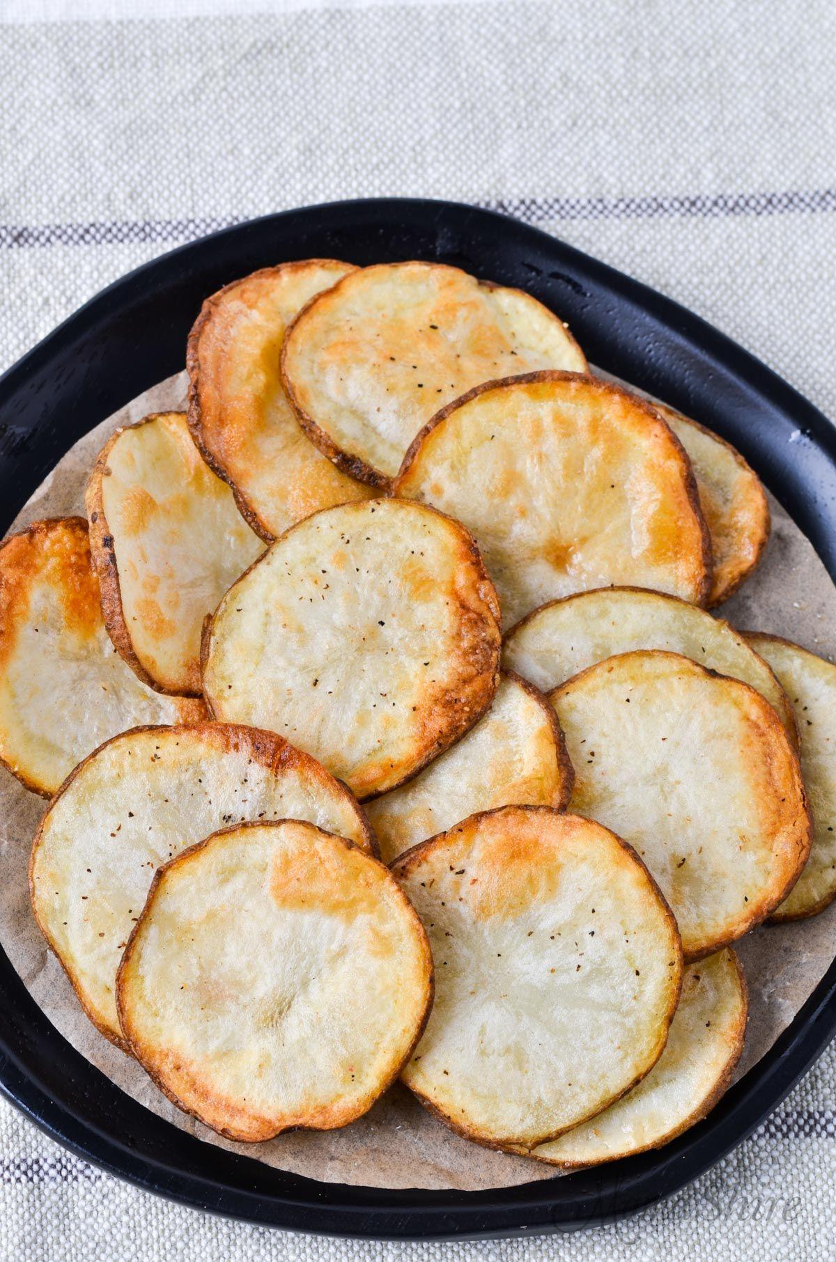 Air Fryer Potato Slices Recipe Food recipes, Best