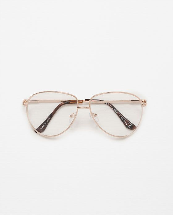 Gafas De Vista Aviator Retro Gafas Gafas Tumblr Marcos Para Gafas