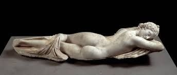 Resultado de imagen para afrodita escultura praxiteles