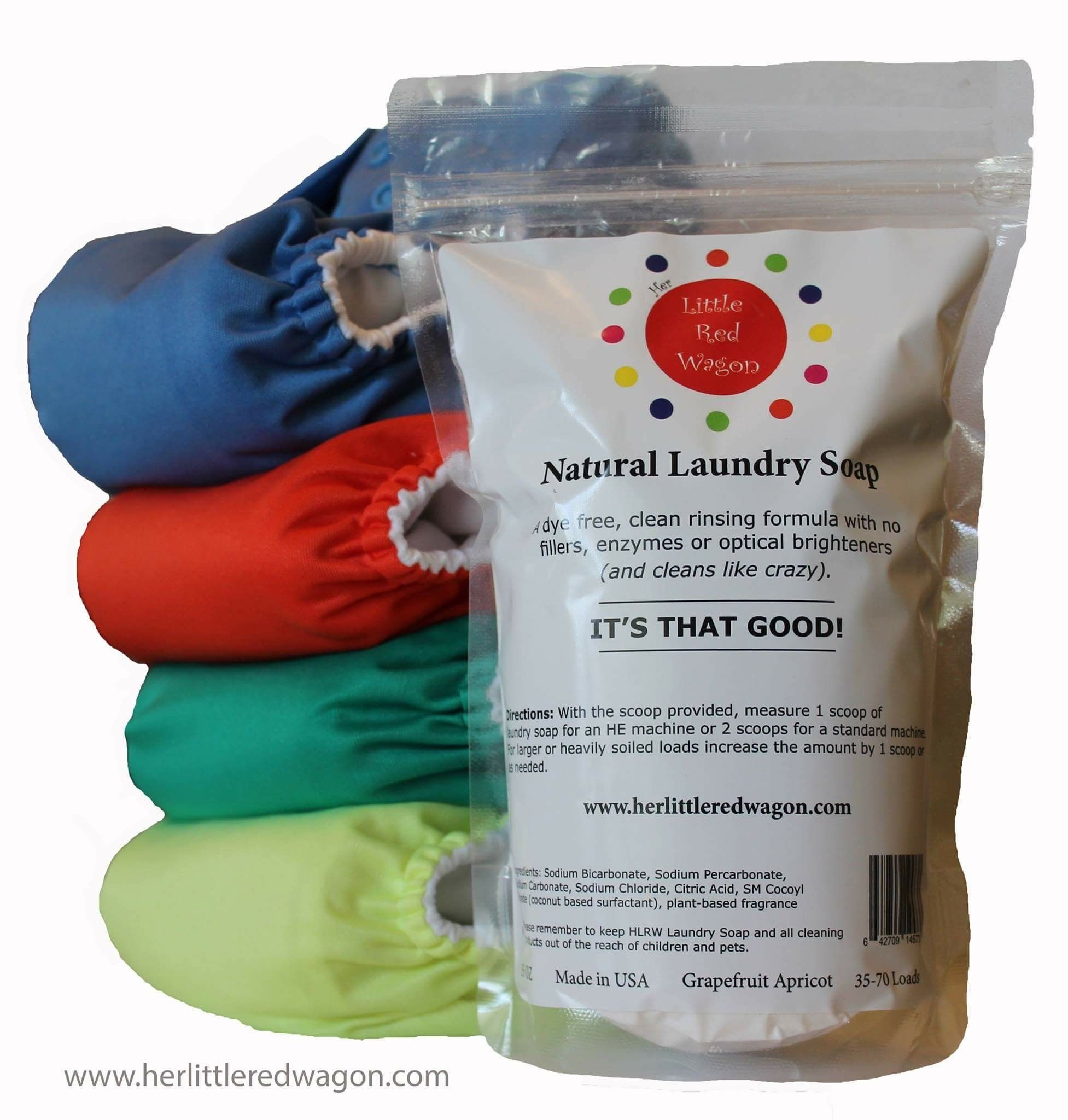 Safe And Natural Baby Shower Gift Idea  The Best Baby Detergent For A New  Baby
