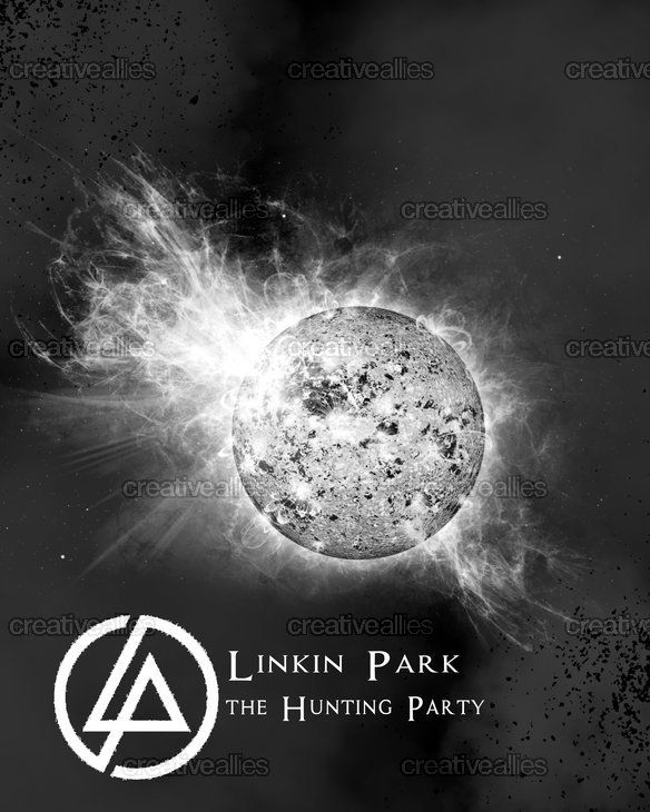 Linkin Park Poster by ExVSoldier on CreativeAllies.com