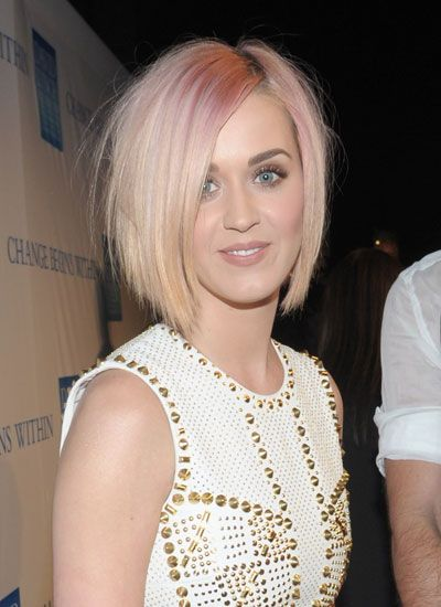 Katy Perry Pink Highlights