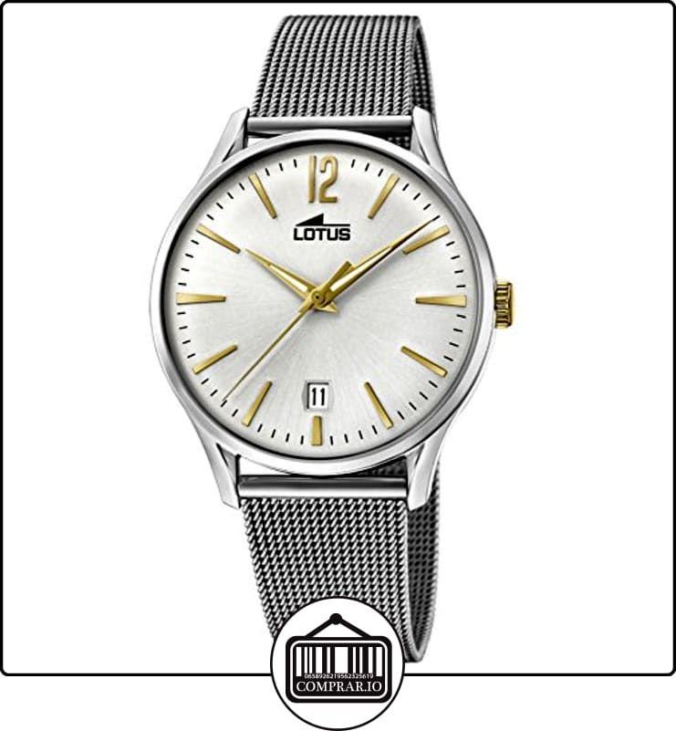 Reloj Lotus Hombre 18405 1 Colecci 243 N Revival 60th De