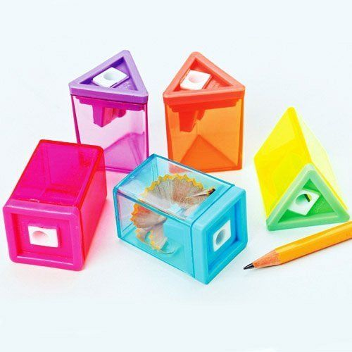 Neon Pencil Sharpeners 1 Dozen Bulk Toys School Supliesoffice Suppliesteacher