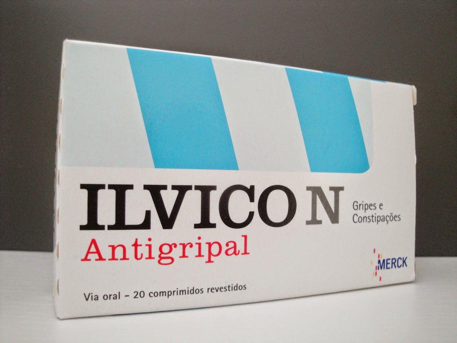 Ilvico N® Sintomas de gripe, Gripe e Vírus da gripe