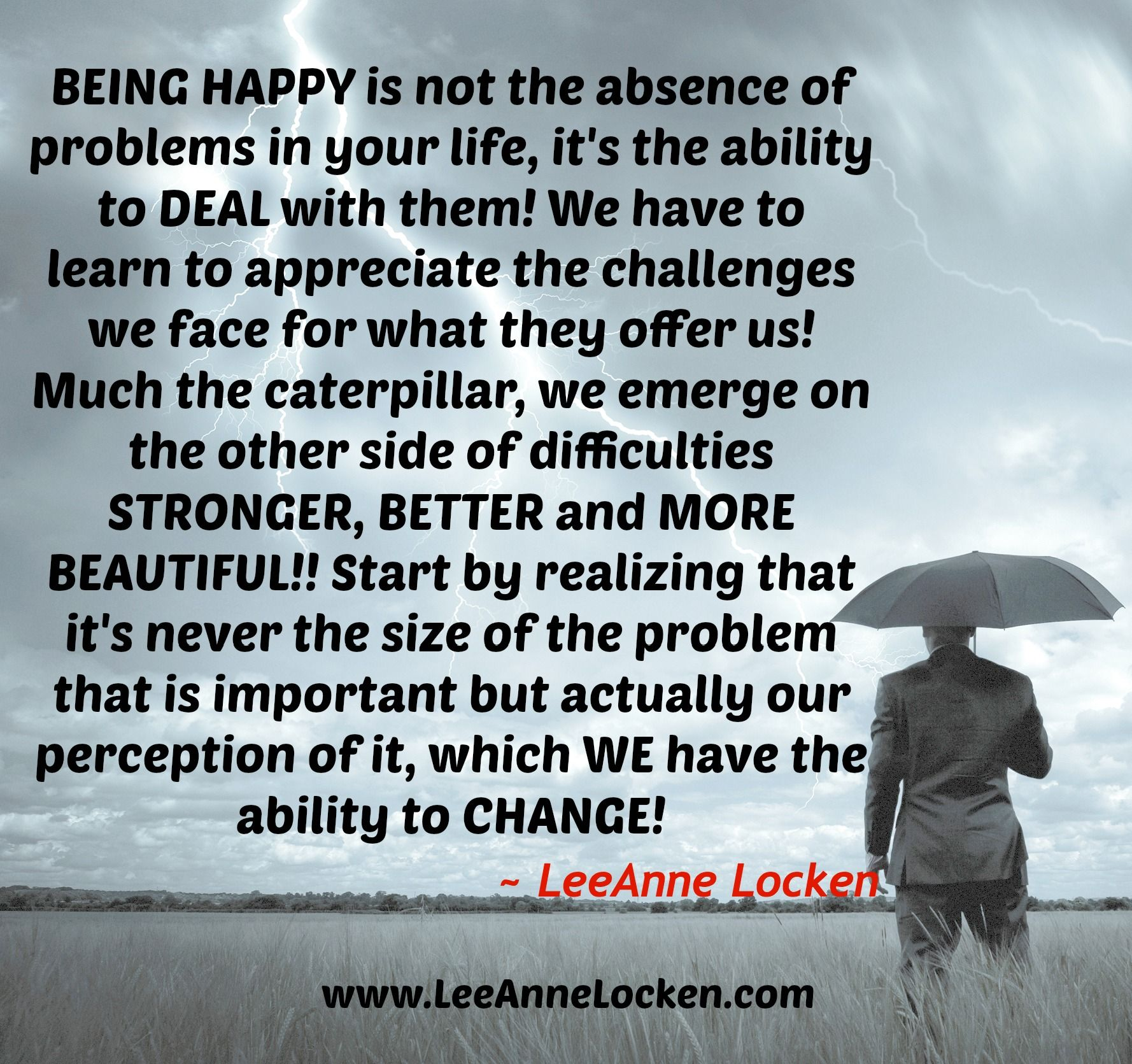 Quotes Motivation And Inspiration: Dealing With #Difficulties? Here's How To Find #Happiness