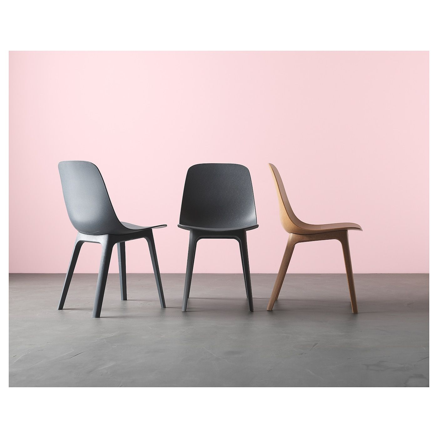 Ikea odger chair blue in 2020 ikea chair chair small