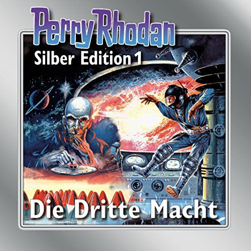 Die Dritte Macht Perry Rhodan Silber Edition 1 Comic Book Cover Comic Books Book Cover