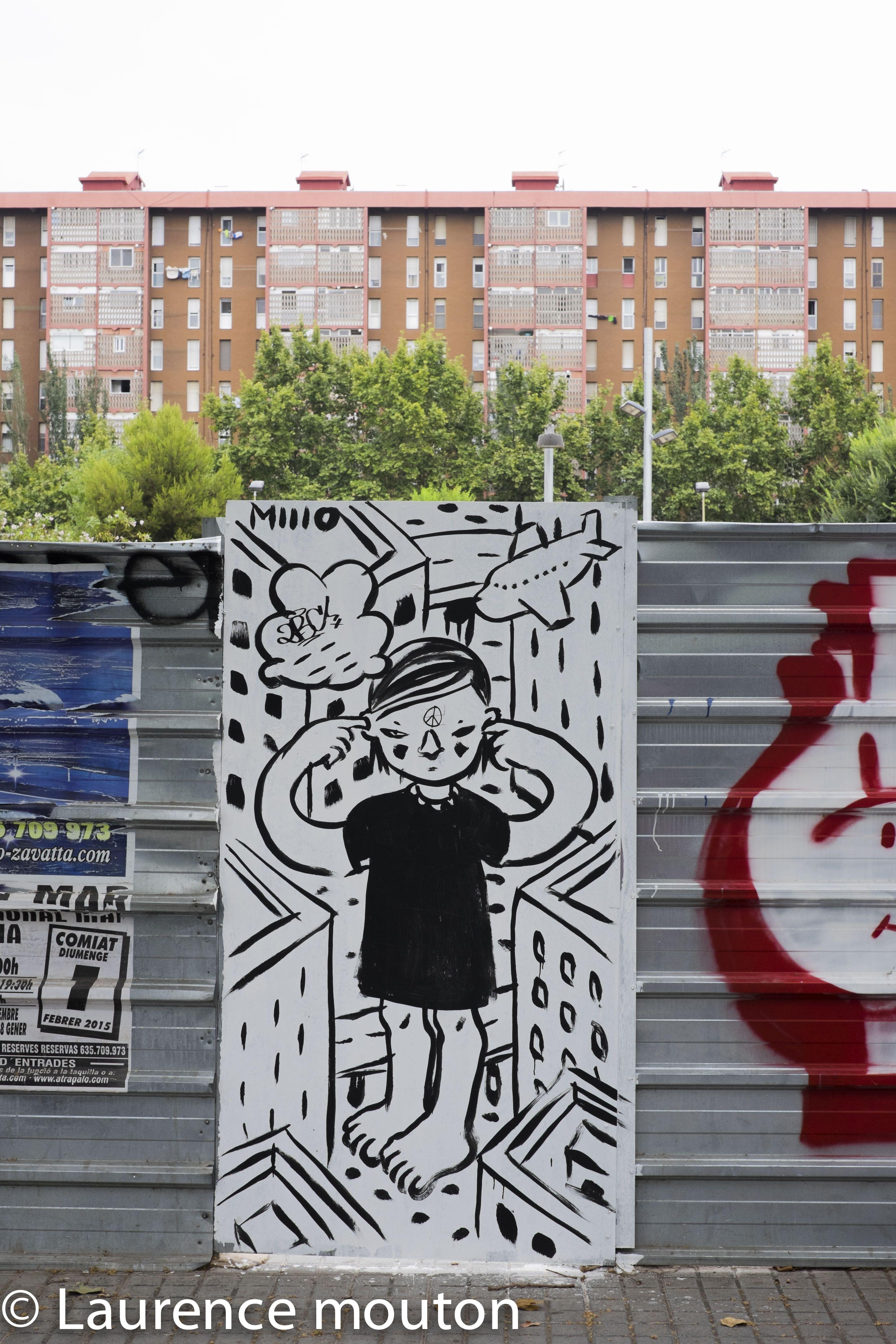 #tags #street art #Barcelona
