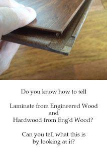 Austin Real Estate Secrets: Real Hardwood Flooring vs. Engineered Hardwood Floors vs. Laminate