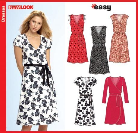 New Look 6697 | Sewing Patterns | Pinterest | Sewing patterns and ...