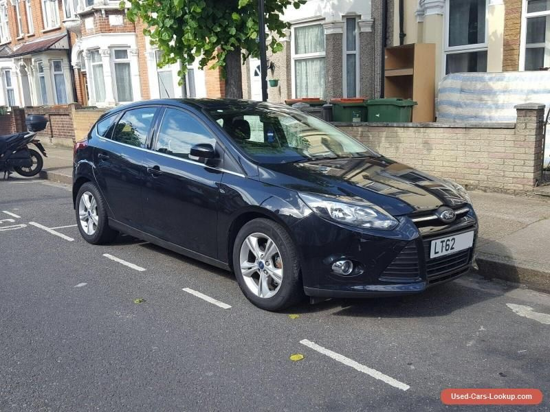 2012 62 Ford Focus Zetec 1 6 Auto 125bhp With 50k Miles Only 1