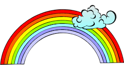 7 Colours Of The Rainbow Englishclub Rainbow Facts Rainbow