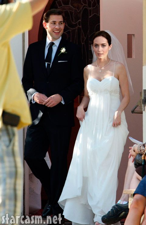 John Krasinski Emily Blunt Wedding.John Krasinski Emily Blunt Wedding Stuff For The Distant