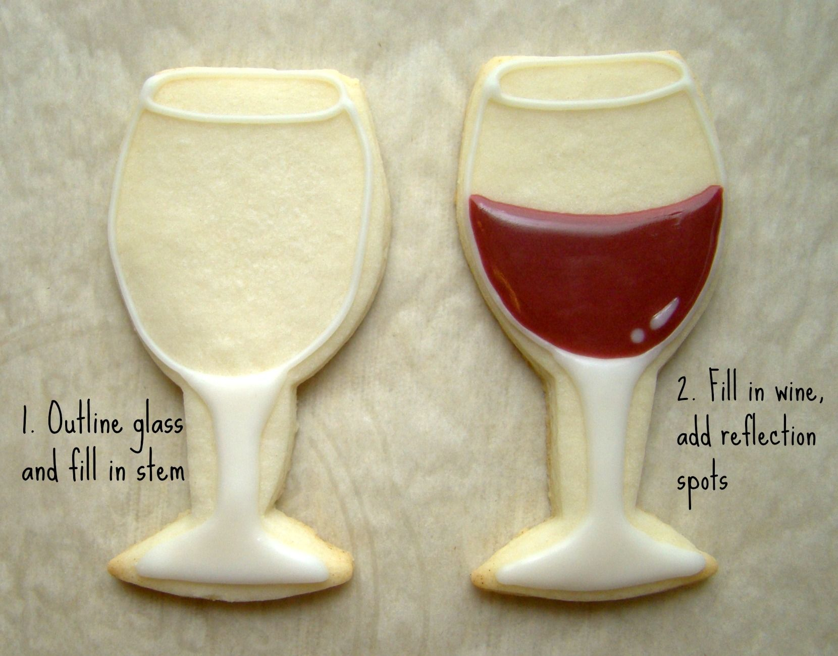 recipe: wine sugar cookies [32]