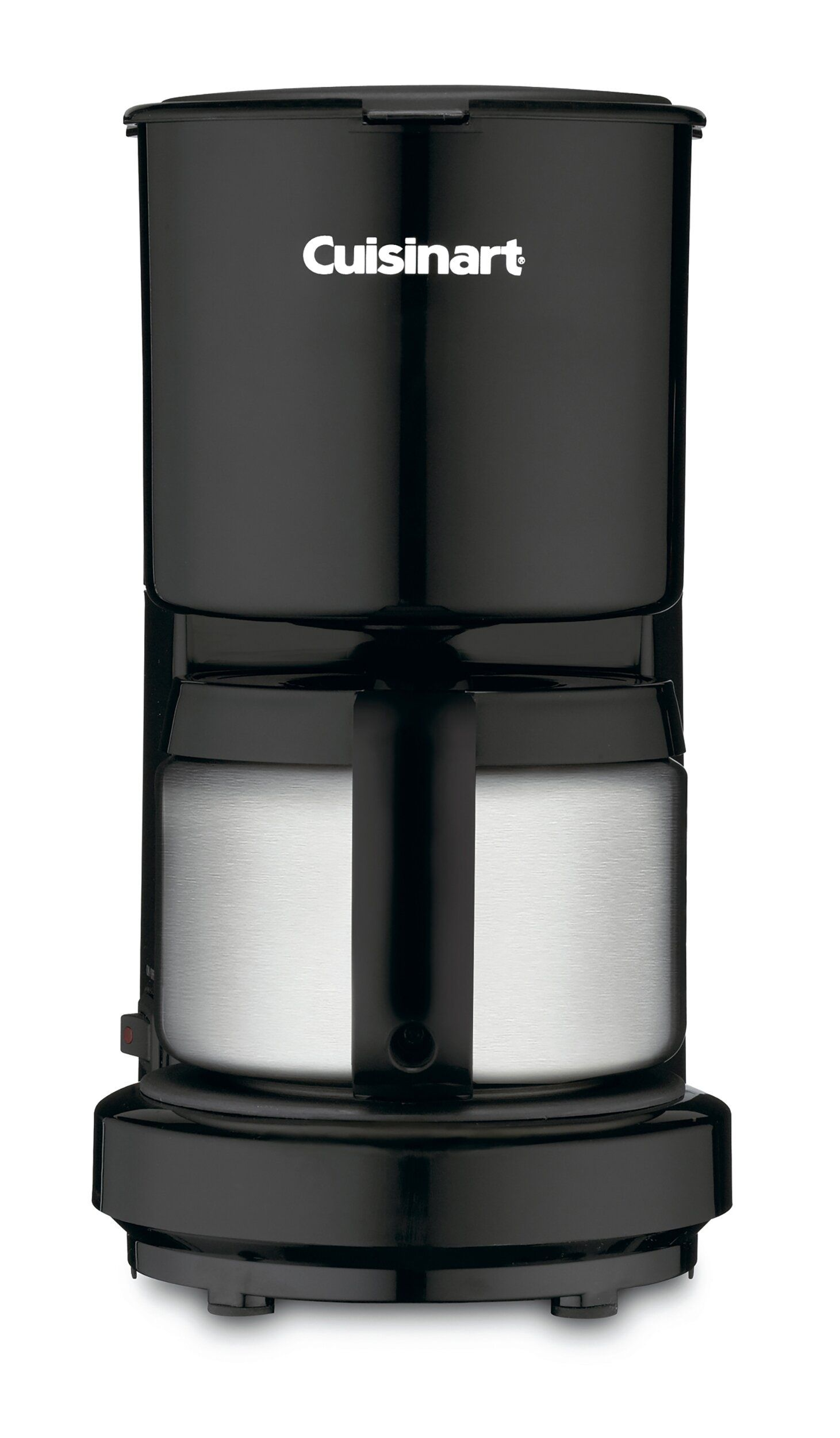Cuisinart 4 Cup Coffee Maker With Stainless Steel Carafe Black In 2021 Thermal Coffee Maker 4 Cup Coffee Maker Cuisinart Coffee Maker Coffee maker with stainless steel carafe