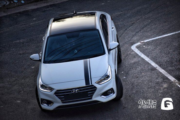 This Modified New Hyundai Verna Is What Minimalistic Perfection Looks Like Hyundai Hyundai Cars