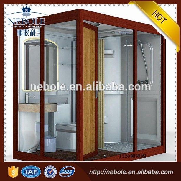 luxury toilet bathroom for hotel prefab bathroom unit one idea prefabed bathroom for container. Black Bedroom Furniture Sets. Home Design Ideas