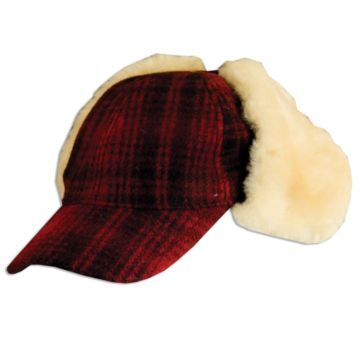 97816dabfde Woolrich Wool Cap - The Heritage Plaid Cap with Earflaps Grumpy Old Man hat  lol But a young girl can wear this and look adorable.