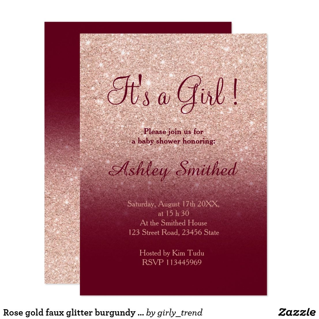 Nice Coed Baby Shower Invitation Wording Ideas Frieze Resume Ideas