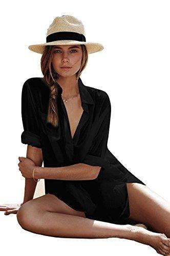 dc3a9004ff KingsCat Classic Painters Bikini Shirt Dress / Swimsuit Cover Up ...