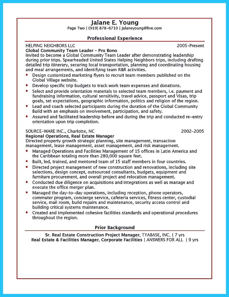 Nice Make The Most Magnificent Business Manager Resume For