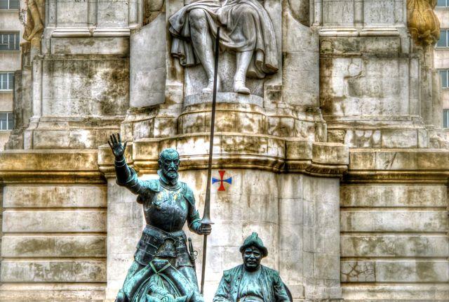 Plaza de España - Madrid, Spain | AFAR.com