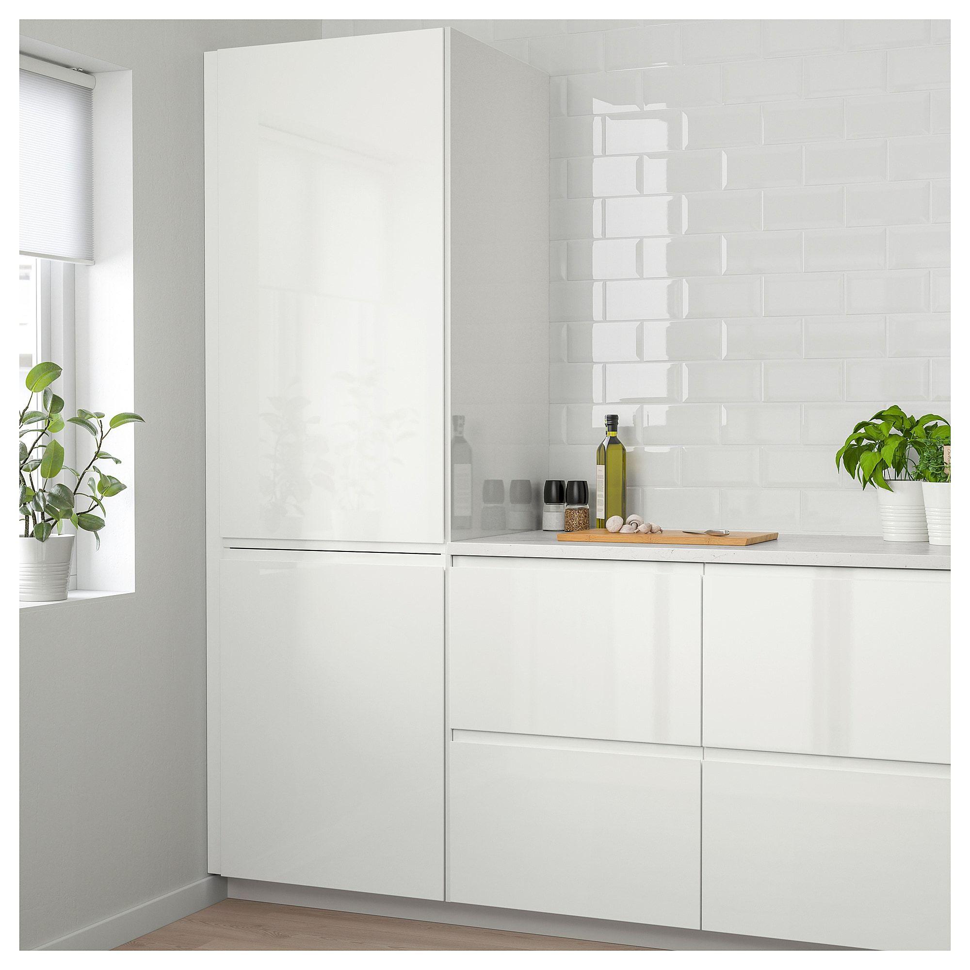 Voxtorp Tür Hochglanz Weiß In 2019 Products Weiße Türen