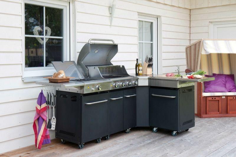 Outdoor Küche Möbelix : Draußen kochen u die outdoorküchen draußen drinnen
