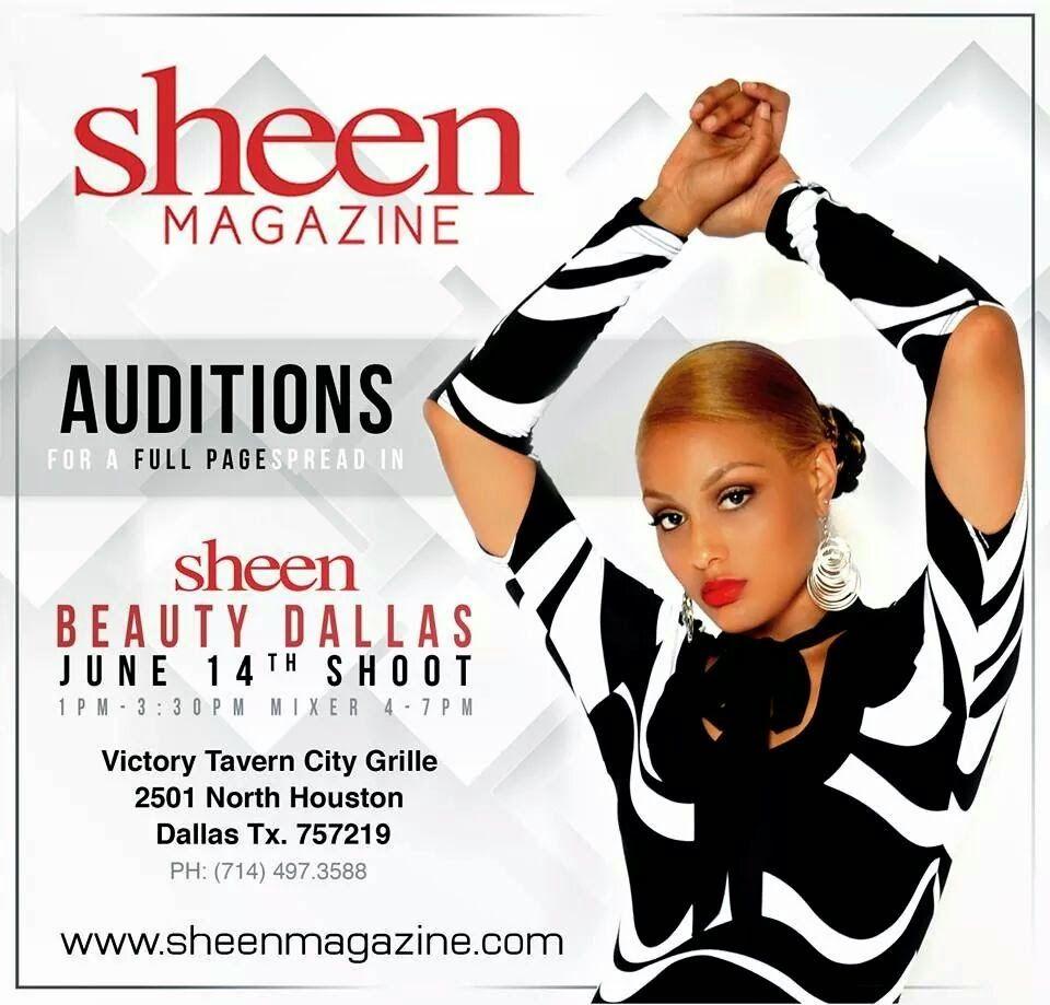 BOBSA: Model Call For Sheen Magazine on June 14-Dallas Texas Model Call For Sheen Magazine on June 14-Dallas Texas  http://blackownedbeautysupplyassociation.blogspot.com/2014/05/model-call-for-sheen-magazine-on-june.html#.U4J7IygVfG0