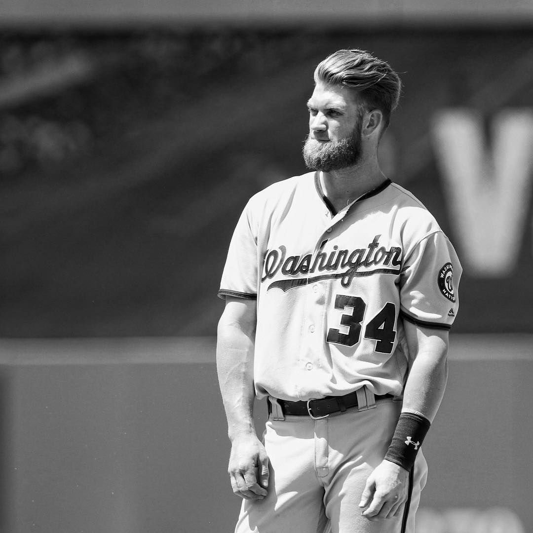 bryce-harper-haircuts | bryce harper hairstyle | pinterest | bryce