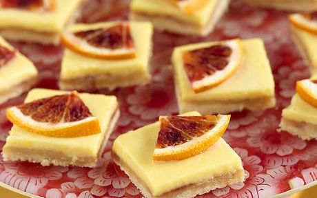 Christmas citrus squares recipe recipes foods and dessert bars forumfinder Gallery