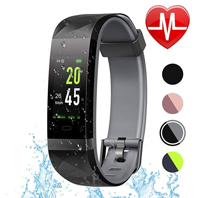 Fitness Tracker HR Color Screen, Heart Rate