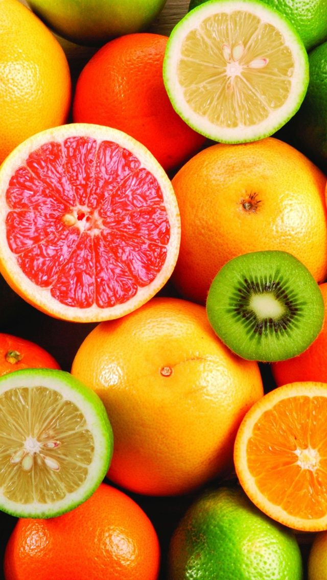 TAP AND GET THE FREE APP! Fruits Multicolour Orange