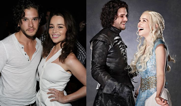 Kit Harington and Emilia Clarke's Full Relationship Timeline