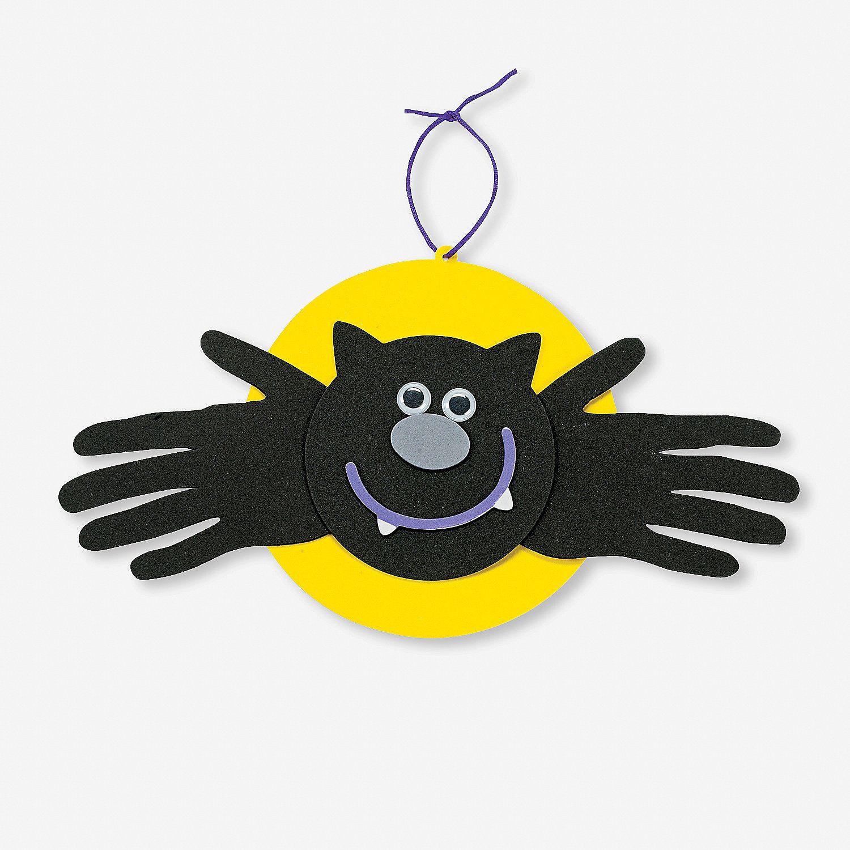 Handprint Bat Craft Kit