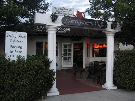 The Living Room Cafe Has Five Locations Sdsu Old Town La Jolla Point Loma And National City Point Loma College Fun California Location