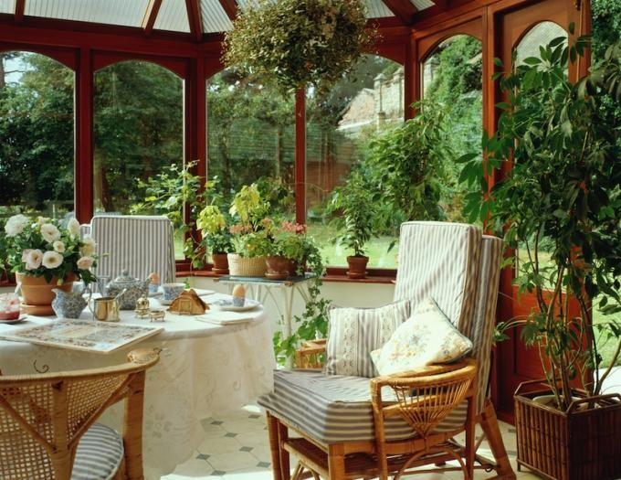 Wintergarten Einrichten Gartengestaltung Tipps ? Bitmoon.info Wintergarten Einrichten Welche Pflanzen Dort Einen Platz Finden
