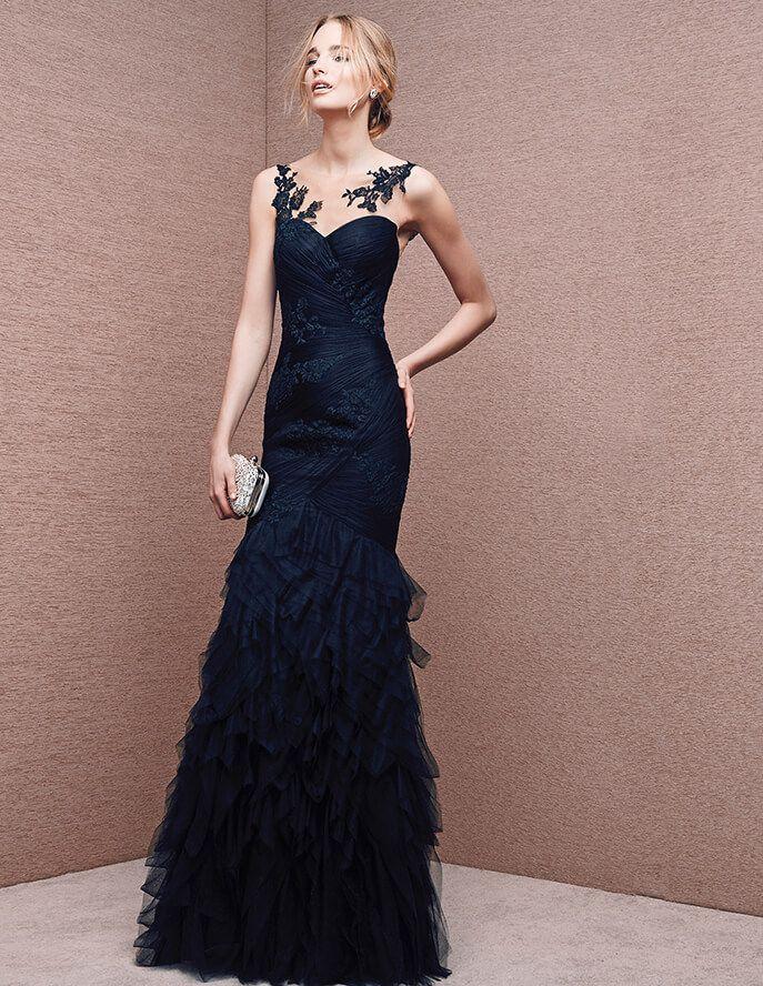 119f93528 vestidos de fiesta estilo flamenco - Buscar con Google | Alta ...