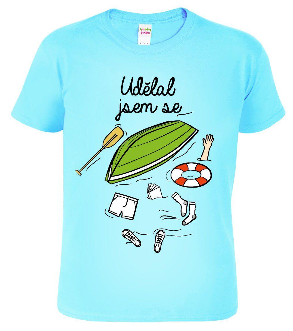 1856f9d285a vtipné tričko nejen pro vodáky )