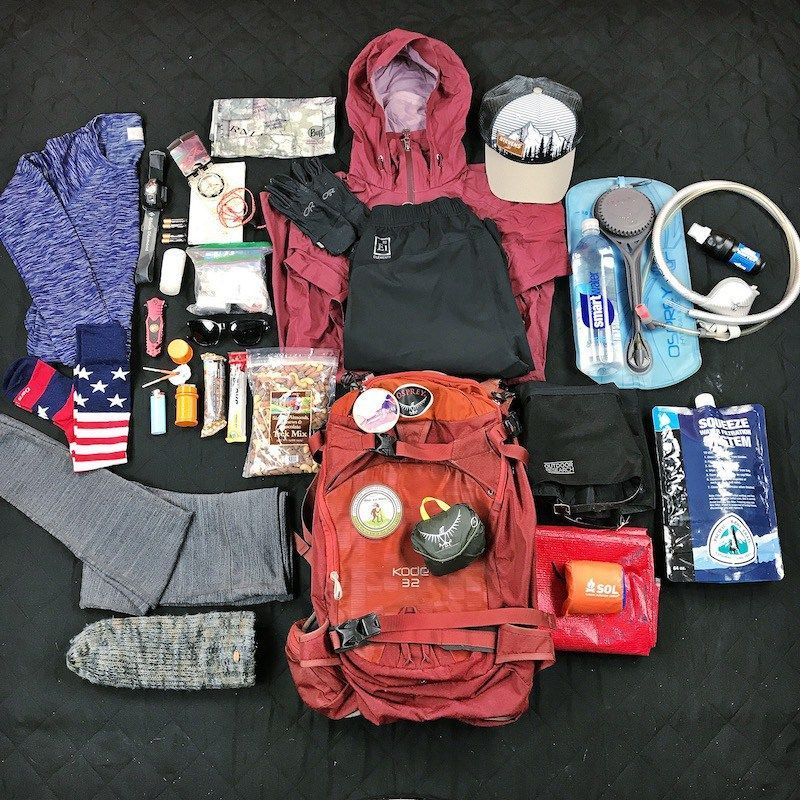 What are the Ten Essentials?   Camping and hiking, Hike ...