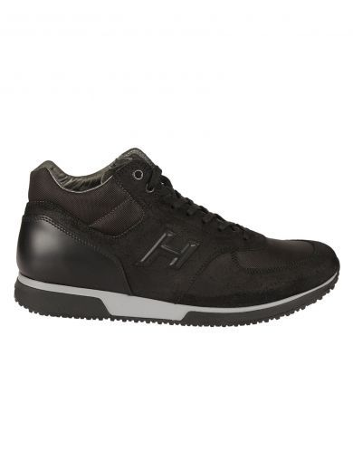 Sneakers for Men On Sale, Dark Blue, Fabric, 2017, 6.5 Hogan